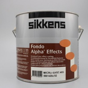 SIKKENS FONDO ALPHA EFFECTS EFFETTO EXTRA 02. Sikkens - 1